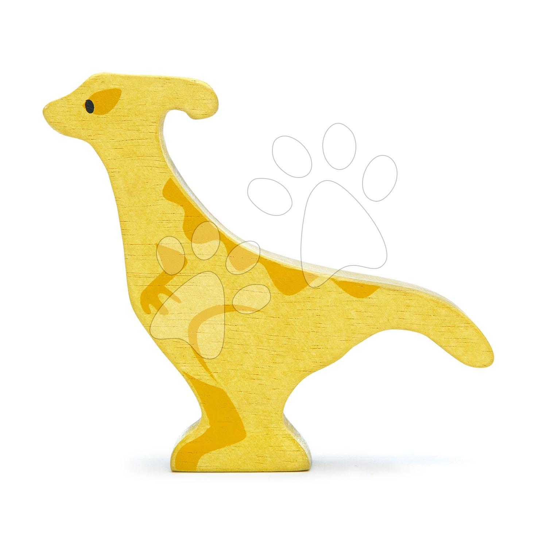 Drevený dinosaurus Parasaurolophus Tender Leaf Toys
