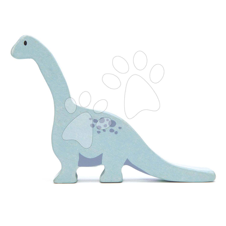 Drevený dinosaurus Brontosaurus Tender Leaf Toys
