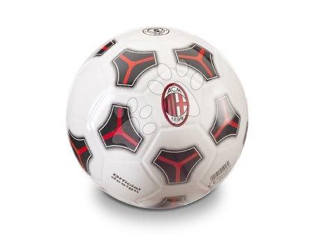 Labdák - Gumi focilabda A.C.Milan Mondo méret 230 mm