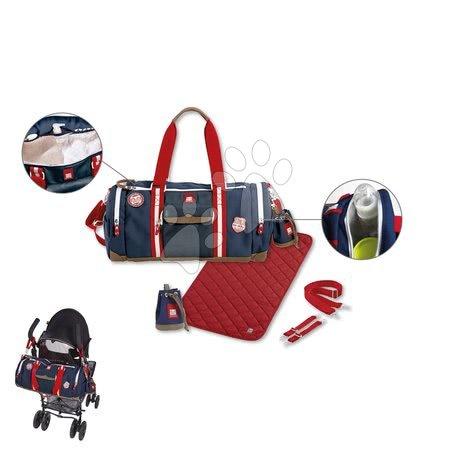 Red Castle - Přebalovací cestovní taška ke kočárku Bowling Red Castle modrá_1