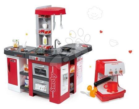 Set kuhinja Tefal Studio XXL Smoby s čarobnim mjehurićima i aparatom za kavu Rowenta Expresso