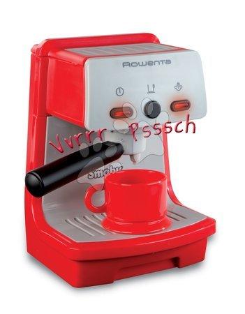 Spotřebiče do kuchyňky - Kávovar Rowenta Espresso Smoby se zvukem a světlem