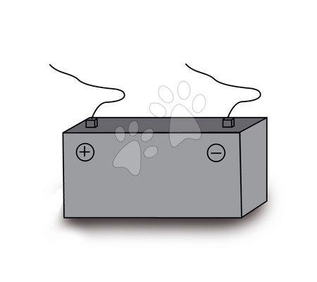 Otroški električni štirikolesniki - Akumulator za elektronski motor in štirikolesnike Smoby