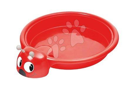 Homokozó Katicabogár Starplast 60 literes piros
