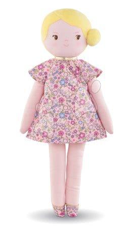 Bábiky od 0 mesiacov - Handrová bábika Blandine Sweet Dreams Corolle Mon Doudou so žltými vláskami a hnedými očami 34 cm od 0 mes