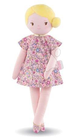 Bábiky od 0 mesiacov - Handrová bábika Blandine Sweet Dreams Corolle Mon Doudou so žltými vláskami a hnedými očami 34 cm od 0 mes_1