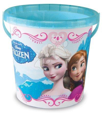 Kbelíky do písku - Kbelík set s konví Frozen Smoby 7 dílů (výška 18 cm) od 18 měsíců_1