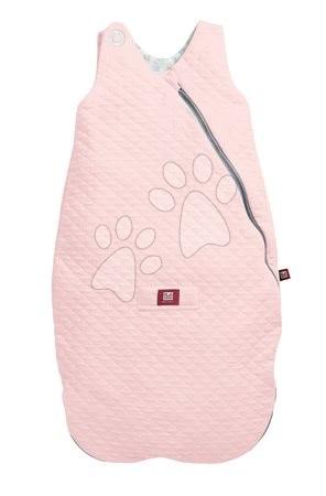 Red Castle - Dojčenský spací vak Red castle Fleur de Coton® mäkké hniezdo prešívaný ružový od 12-24 mesiacov