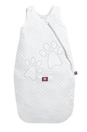 Red Castle - Dojčenský spací vak Red Castle Fleur de Coton® mäkké hniezdo prešívaný biely od 12-24 mesiacov