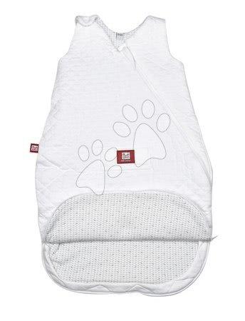 Red Castle - Dojčenský spací vak Red Castle Fleur de Coton® mäkké hniezdo prešívaný biely od 12-24 mesiacov_1