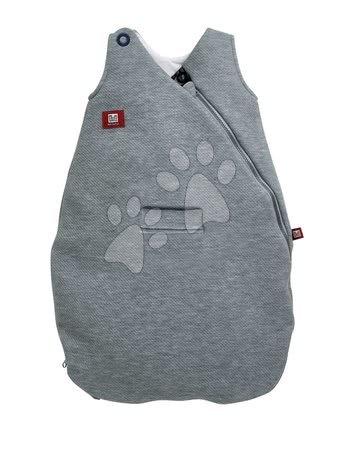 Dojčenský spací vak Red Castle Performance teplá vlna šedý od 0-6 mesiacov
