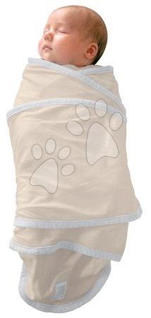 Zavinovačka pre novorodenca The Miracle Blanket™ Red Castle béžová od 0-3 mesiacov