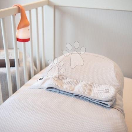 Red Castle - Poťah na hniezdo na spanie Cocoonababy® Red Castle Fleur de Coton ® šedý od 0 mesiacov_1