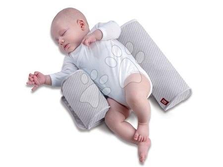 Red Castle - Hniezdo na spanie pre bábätká Bébécal™ Blanc do postele Red Castle biele od 0 mesiacov