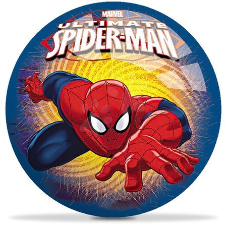 Spiderman - Minge din cauciuc Omul păianjen Mondo 14 cm_1