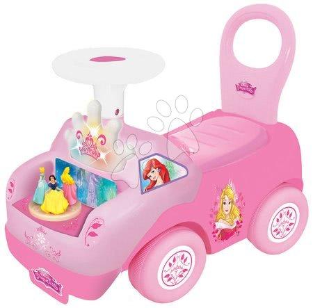 Princese - Guralica sa zvukom i svjetlom Princeze Kiddieland s pokretljivim figuricama od 12 mjeseci