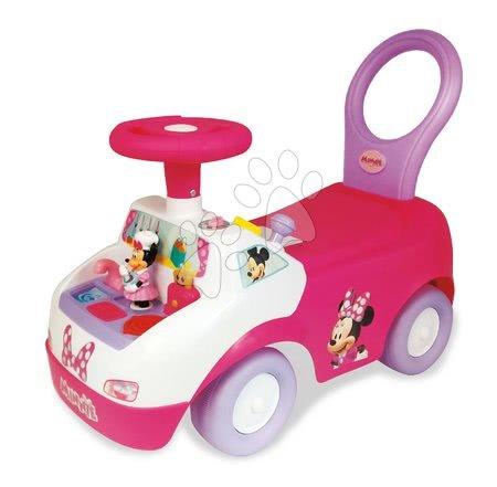 Minnie Mouse - Odrážedlo Minnie v kuchyni Kiddieland se zvukem a světlem od 12-36 měsíců od 12 měsíců_1
