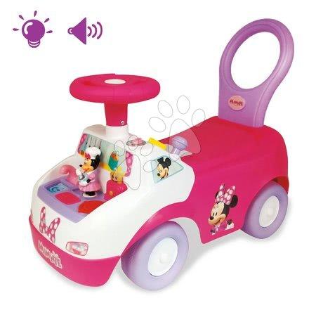 Minnie Mouse - Odrážedlo Minnie v kuchyni Kiddieland se zvukem a světlem od 12-36 měsíců od 12 měsíců