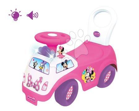 Minnie Mouse - Odrážedlo Minnie Kiddieland se zvukem a světlem od 12-36 měsíců od 12 měsíců