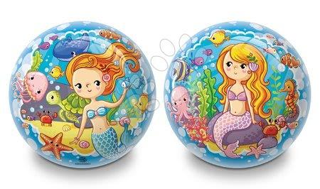 Rozprávková lopta Vila Aquarium Mondo gumová 23 cm