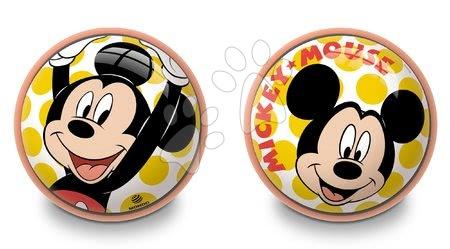 Meselabdák - Meselabda Mickey Mondo gumiból 23 cm