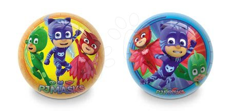 PJ Masks - Gumová rozprávková lopta PJ Masks Mondo 23 cm modrá