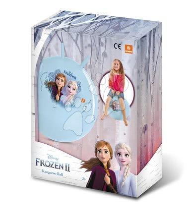 Dětská skákadla a hopsadla - Míč na skákání Kangaroo Frozen Mondo 50 cm_1