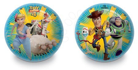 Toy Story - Gumová rozprávková lopta Toy Story Mondo 23 cm