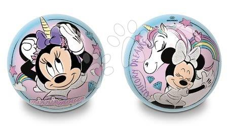 Minnie - Pravljična žoga Minnie Mondo gumijasta 23 cm