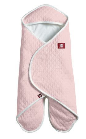 Red Castle - Zavinovačka Red Castle Babynomade® Fleur de Coton® ľahká ružová 6-12 mesiacov