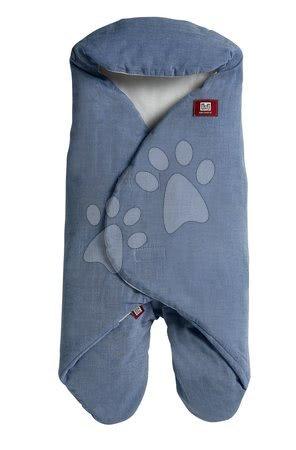 Red Castle - Zavinovačka Red Castle Babynomade® Chambray bavlna modrá od 0-6 mesiacov