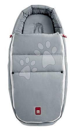 Red Castle - Fusak do kočíka Baby Cocoon CityLink® III Red Castle šedý, kompatibilný pre väčšinu kočíkov od 0 mesiacov