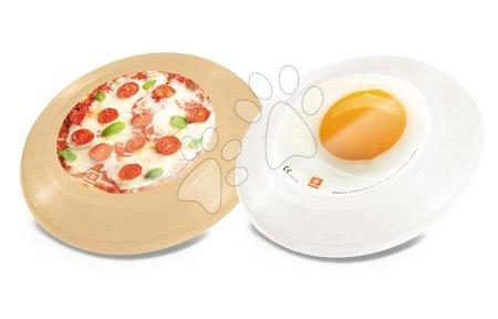 Discuri zburătoare - Frisbee Pizza și Ou ochi Mondo 23 cm
