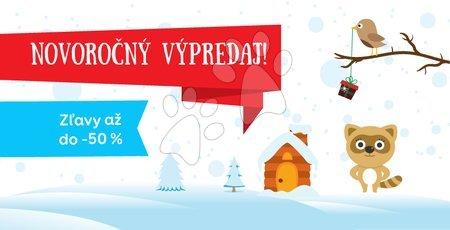 Novoročný výpredaj so zľavami až do -50 %!