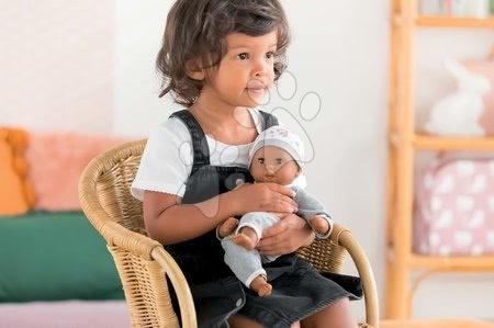 Corolle - Păpușa Bebe Calin Marius Corolle cu ochi negri clipitori și biluțe 30 cm de la 18 luni_1