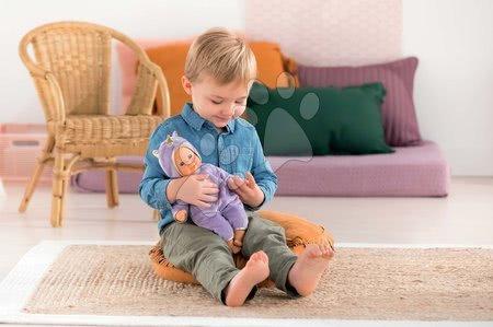 Corolle - Păpușă Bebe Calin Unicorn Corolle cu ochi albaștri clipitori și biluțe 30 cm de la 18 luni_1