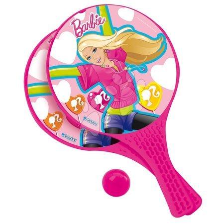 MONDO 15922 Plážový tenis set Barbie 2 k