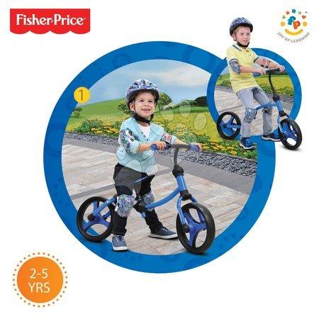 Vozidlá pre deti smarTrike - Balančné odrážadlo Fisher-Price Running Bike 2v1 smarTrike modro-čierne od 24 mes_1