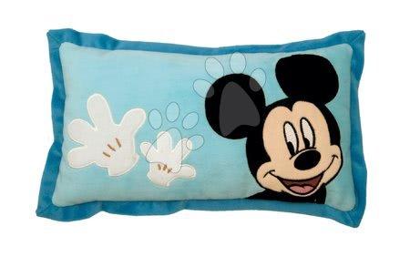 Vankúš Mickey Mouse Ilanit modrý 42*28 cm