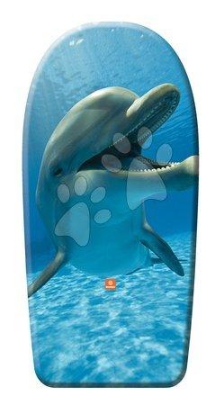 Placă pentru înot din burete Mondo 94 cm delfin