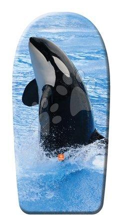 Placă pentru înot din burete Mondo 94 cm balenă