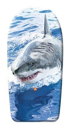 Placă pentru înot din burete Mondo 94 cm rechin