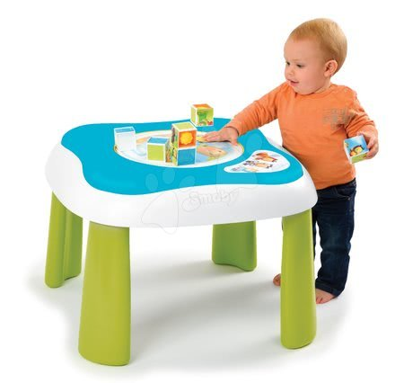 - Készségfejlesztő játszóasztal Youpi Baby Smoby elektronikus, hanggal és fénnyel 6 hó-tól_1