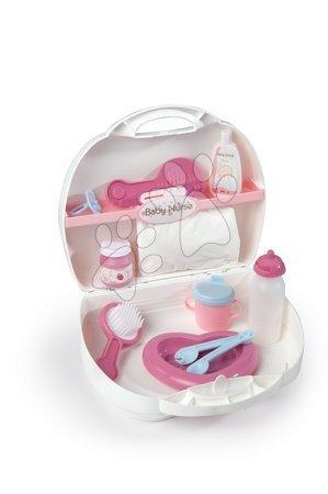 SMOBY 24033 Baby Nurse prebaľovací set v
