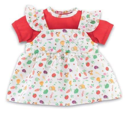 Oblečení pro panenky - Oblečení Dress Garden Delights Corolle pro 30 cm panenku od 18 měs