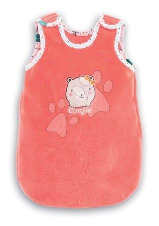 Dodatki za punčke in dojenčke - Spalna vreča Bag Sleeper Coral Mon Premier Poupon Bebe Corolle za 30 cm dojenčka od 18 cm