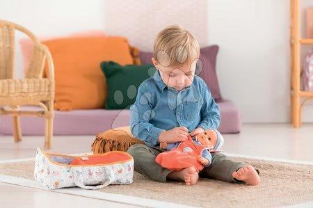 Dodatki za punčke in dojenčke - Spalna vreča Bag Sleeper Coral Mon Premier Poupon Bebe Corolle za 30 cm dojenčka od 18 cm_1