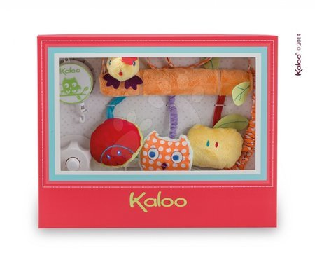 Hračky do postieľky  - Kolotoč nad postieľku Colors-Musical Mobile Kaloo hudobný 26 cm v darčekovom balení pre najmenších_1