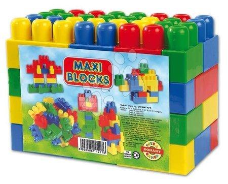 DOHANY 671 Kocky maxi bloks 60 ks, 25*13