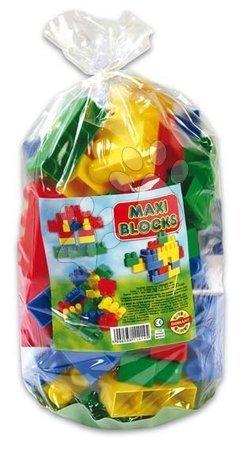 Stavebnice Dohány - Kocky Maxi Blocks Dohány 56 dielov od 18 mes
